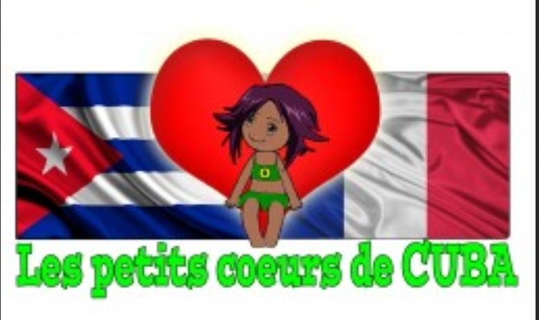 logo association Les petits coeur de Cuba